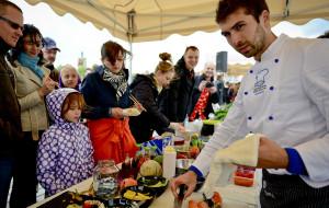 17 restauracji na molo w Sopocie. Odbył się Slow Food Festiwal