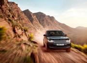 Range Rover. Limuzyna terenowa