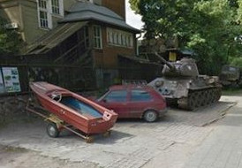 Radni Oliwy: ten czołg musi do nas wrócić!