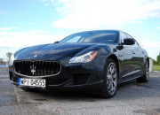 Maserati Quattroporte GTS. Szybki i łagodny