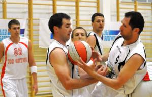 Przed koszykarzami play-offy