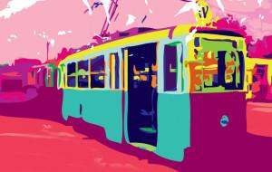 Tramwaj zwany imprezowaniem w Gdańsku