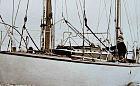 Legendarny jacht Leonida Teligi wrócił do Gdyni
