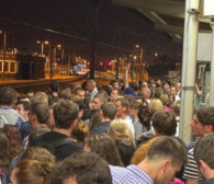 SKM: to organizatorzy imprez powinni zapewniać transport