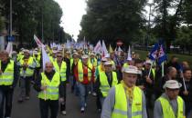 Skończył się marsz pracowników Energi