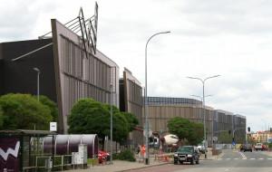Budowa centrum Riviera w Gdyni na finiszu