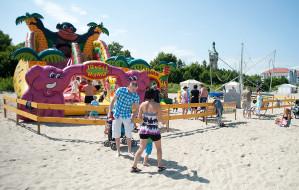 Trójmiejskie plaże dla rodzin z dzieckiem. Oceniamy Sopot