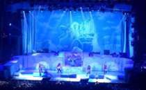 Fantastyczna atmosfera na koncercie Iron...
