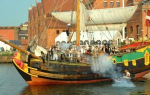 Miłośnicy morza świętują w Gdańsku. Rozpoczęła się 17. edycja Baltic Sail
