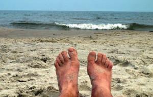 Kameralne plaże Wyspy Sobieszewskiej