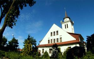 Kościół w dawnej ujeżdżalni koni