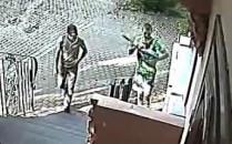 Kamera nagrała złodziei roweru