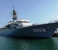 Japońskie okręty wpłynęły do Gdyni