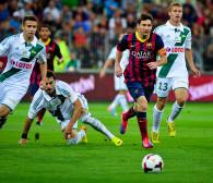 FOTO: Wielki futbol wrócił do Trójmiasta