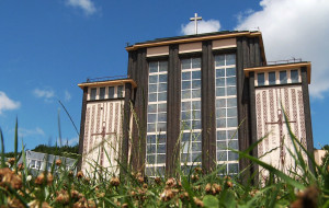 Zobacz kościół Marynarki Wojennej na Oksywiu