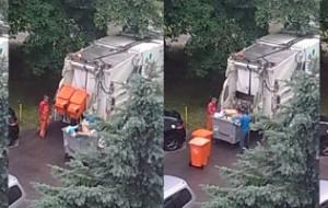 Gdańsk podsumowuje miesiąc reformy śmieciowej
