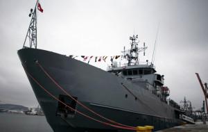 Port wojenny otwarty w weekend dla zwiedzających