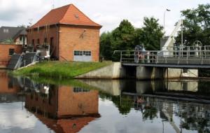 Szlak elektrowni wodnych na Raduni