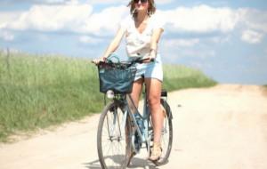 Jak jeździć rowerem w upalne dni?