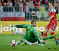 Polscy piłkarze wygrali z Danią 3:2