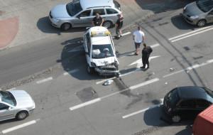 Nadal niebezpiecznie na ul. Chylońskiej w Gdyni