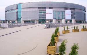 Ergo Arena chce inwestować, najpierw będzie jednak pożyczać pieniądze