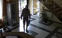 Kamery zarejestrowały złodzieja, policja...