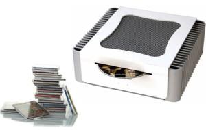 7000 płyt w niewielkim pudełku: dyski NAS