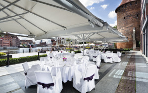 Magazyn winiarzy nagrodził restaurację Mercato