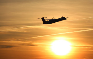 Rekordowy sierpień gdańskiego lotniska