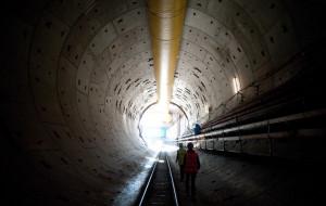 Propozycje już są, ale tunel pod Martwą Wisłą nie może mieć nazwy