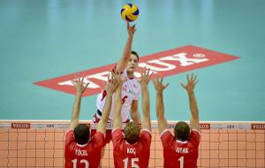 Polscy siatkarze pokonali Turcję