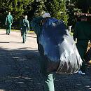 Więźniowie z Kurkowej i Przeróbki sprzątali śmieci