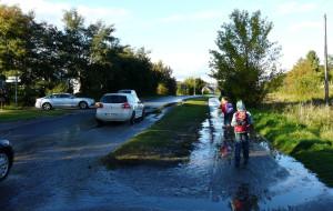 Wyremontują zalewaną ulicę dzięki radzie dzielnicy