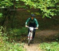 MTB Bike Tour Gdańsk z niższą frekwencją