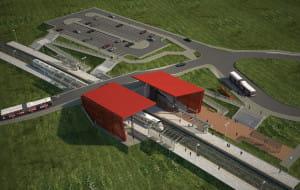 PKM wystartuje z Gdańska Głównego, może zniknąć linia 210 na lotnisko