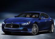 Maserati Ghibli. Nieco krótszy trójząb