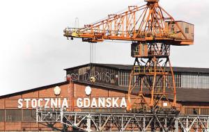 Gdańsk kupił jeden ze stoczniowych dźwigów