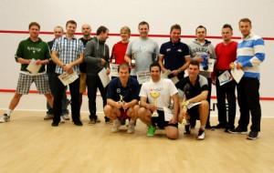 Pakistańczyk mistrzem Pomorza w squashu