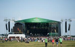 Festiwal Open'er bez Heinekena w nazwie