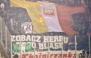 Kto zdemolował stadion w Gdyni?