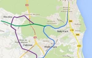 Kolej Metropolitalna potrzebna także na zachodzie Gdyni