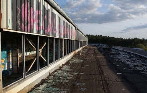 Będą nowe domy nieopodal dawnego Polifarbu