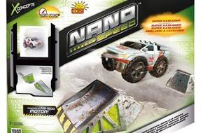 Samochody Nano Speed do zabawy i do kolekcjonowania