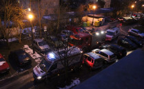 Mieszkaniec bloku na Chełmie groził, że...