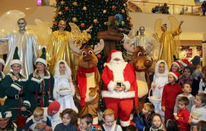 Gdzie w Trójmieście spotkamy Świętego Mikołaja?