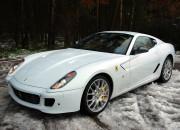 Zima może zaskoczyć nawet Ferrari