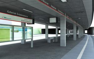 Czy do SKM Gdańsk Śródmieście dojedziemy każdym pociągiem?