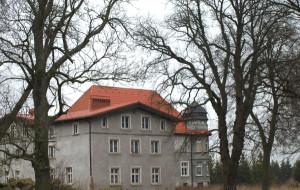 Pałac w Małkowie k.Żukowa