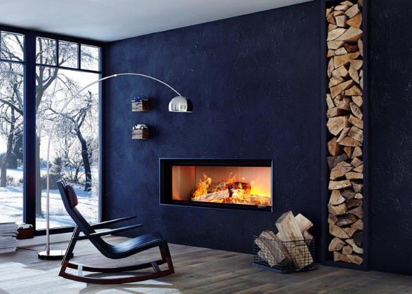 Ciep o domowego ogniska jaki kominek wybra kominek for Biokominek w portalu